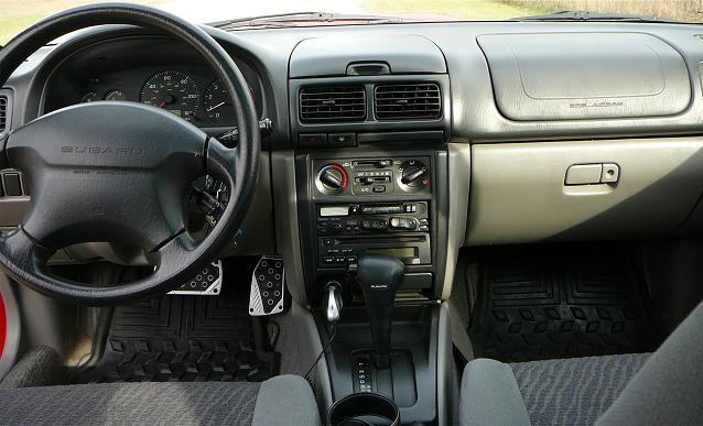 Subarus Over 200000 Miles