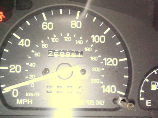 Subarus over 200,000 miles